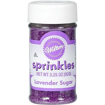 Lavender Sugar Sprinkles 3.25oz