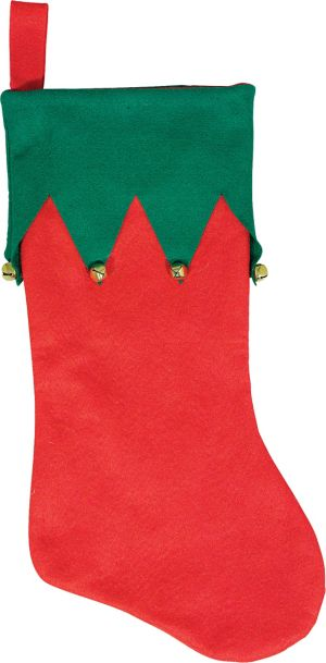 Jingle Bell Christmas Stocking