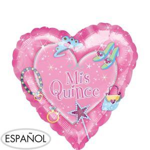 Quinceanera Balloon - Mis Quince