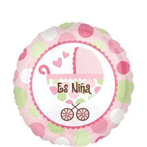 Es Nina Balloon - Baby Buggy