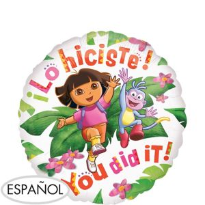Lo Hiciste Dora the Explorer Balloon