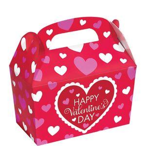 Bright Valentine's Day Treat Boxes 5ct