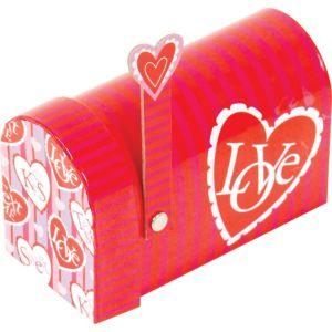 Mailbox Valentine Holder