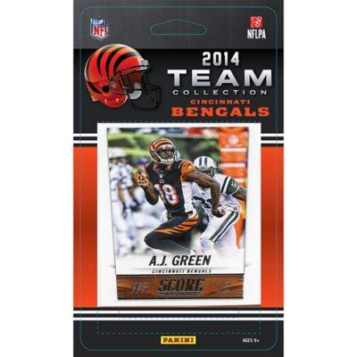 Cincinnati Bengals Team Cards