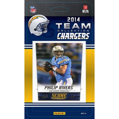 San Diego Chargers Team Cards