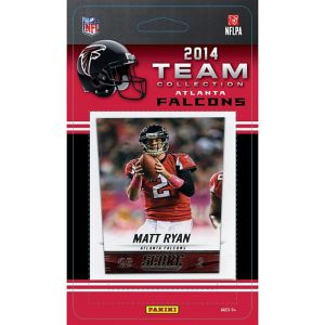 2014 Atlanta Falcons Team Cards 13ct