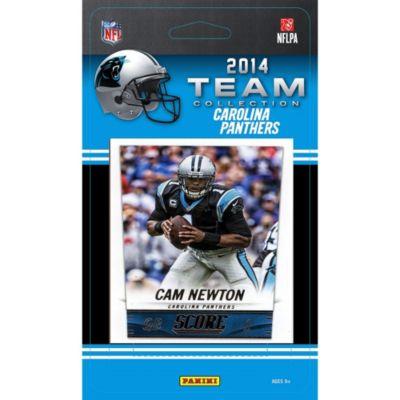 Carolina Panthers Team Cards