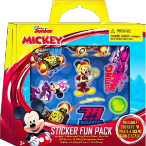 Mickey Mouse Sticker Activity Kit