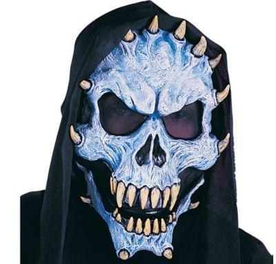 Blue Demon Horror Mask