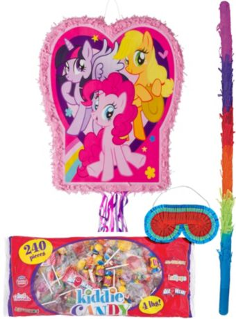 Pink My Little Pony Pinata Kit