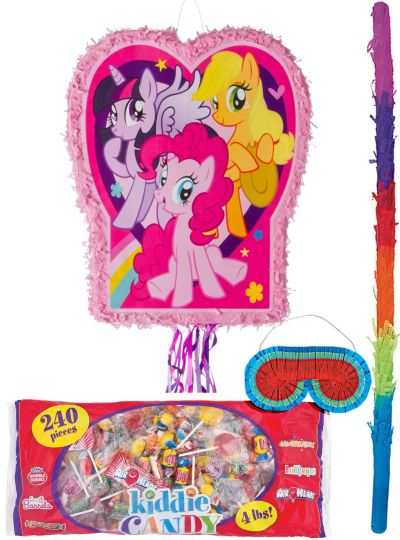 Pink My Little Pony Pinata Kit
