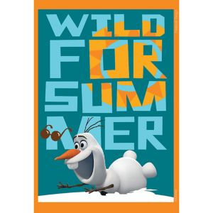 Wild for Summer Olaf Magnet - Frozen