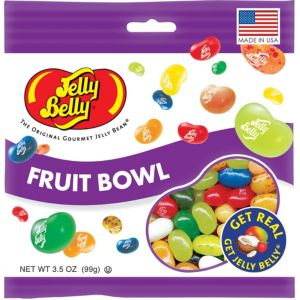 Fruit Bowl Jelly Beans 87pc
