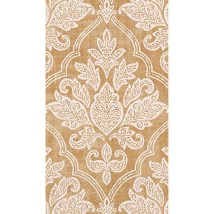Gold Damask Guest Towels 16ct