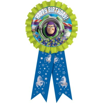 Toy Story Birthday Award Ribbon