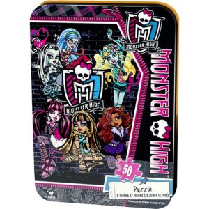 Monster High Puzzle Tin 50pc