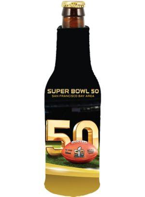 Super Bowl 50 Bottle Coozie