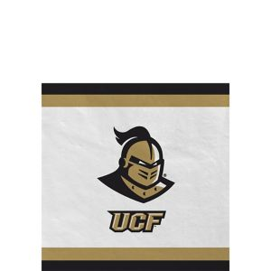 UCF Knights Beverage Napkins 24ct