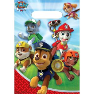 PAW Patrol Favor Bags 8ct