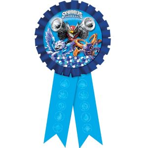 Skylanders Award Ribbon