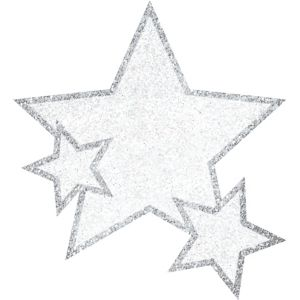 Silver Star Body Jewelry