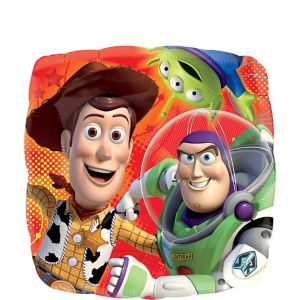 Buzz & Woody Balloon - Toy Story