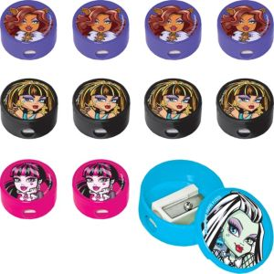 Monster High Pencil Sharpeners 48ct