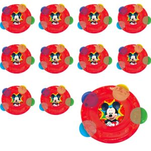Mickey Mouse Tambourines 24ct