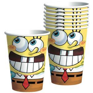 SpongeBob Classic Cups 8ct