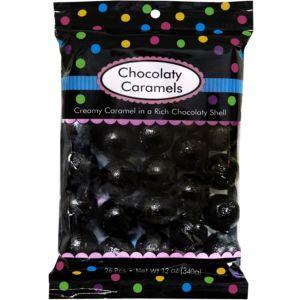 Black Caramel Balls 26pc
