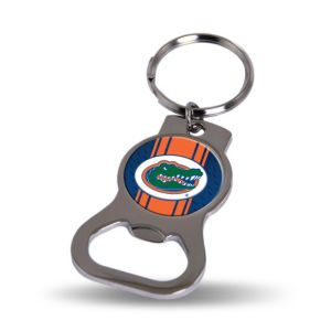 Florida Gators Bottle Opener Keychain