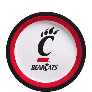 Cincinnati Bearcats Dessert Plates 12ct