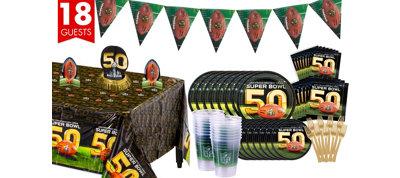Super Bowl 50 Super Party Kit