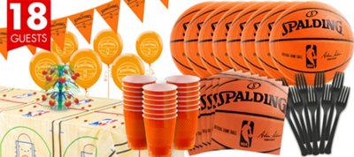 NBA Spalding Super Party Kit