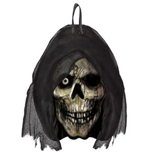 Hanging Black Reaper Sign