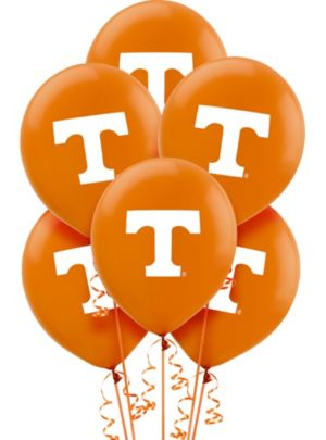 Tennessee Volunteers Balloons 10ct