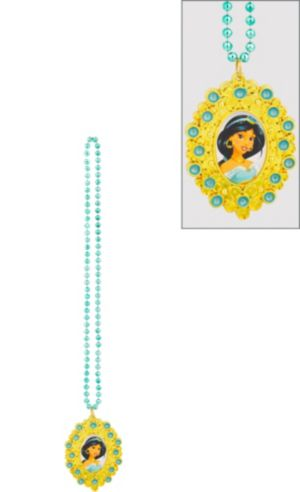 Jasmine Pendant Necklace - Aladdin