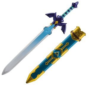 Link Master Sword - The Legend of Zelda
