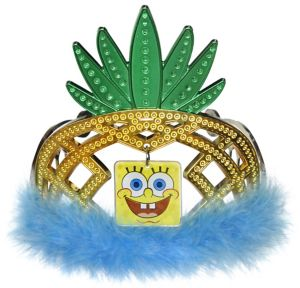Child SpongeBob Tiara