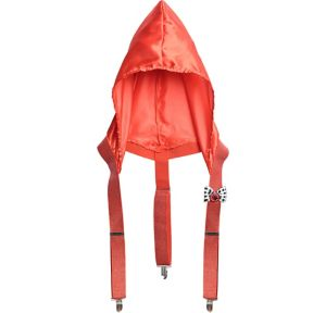 Little Red Riding Hood Suspenders