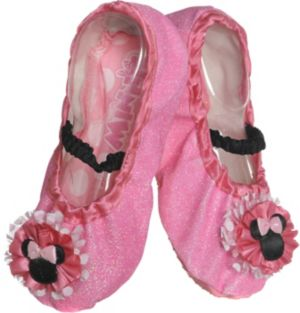 Child Minnie Mouse Slipper Shoes