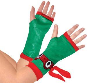Child Teenage Mutant Ninja Turtles Arm Warmers