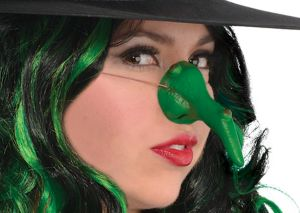 Green Witch Nose