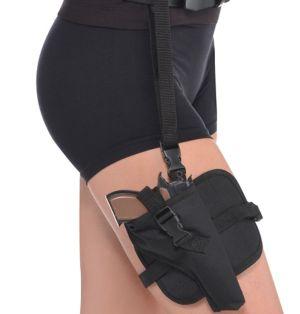 Black Leg Holster Deluxe