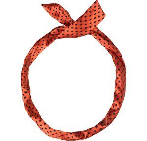 Polka Dot Rockabilly Headscarf