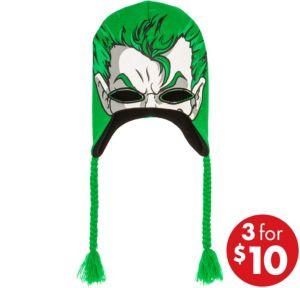 The Joker Mask Peruvian Hat - Batman