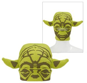 Yoda Roll-Down Mask Beanie - Star Wars
