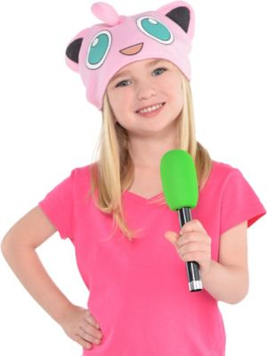 Child Jigglypuff Costume Accessory Kit 2pc - Pokemon