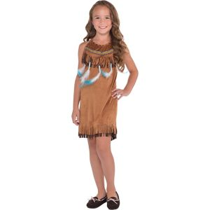 Child Native American Dress