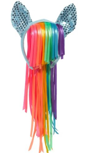 Rainbow Dash Headband Deluxe - My Little Pony